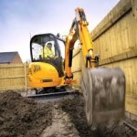 Groundworks - Mini digger
